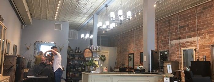 Roots & Branches Salon is one of Donovan: сохраненные места.