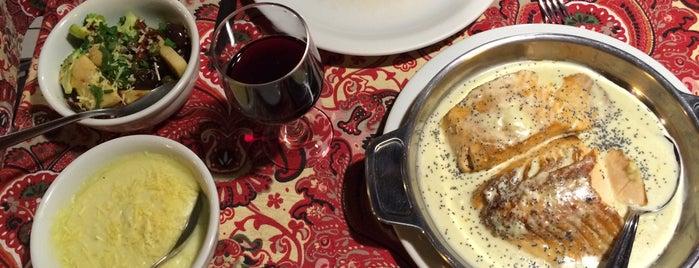 Restaurante Da Praca is one of Orte, die Luis Gustavo gefallen.