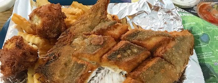 Seafood Kitchen is one of Posti che sono piaciuti a Ansel.