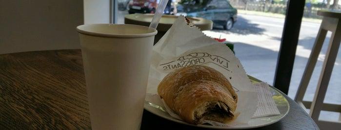Lviv Croissants is one of Locais curtidos por Lenyla.
