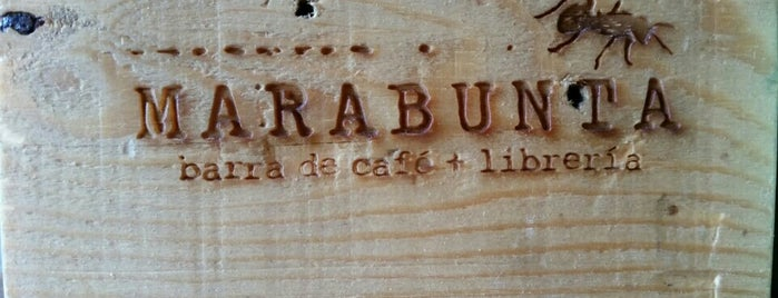Marabunta Café is one of D.f..
