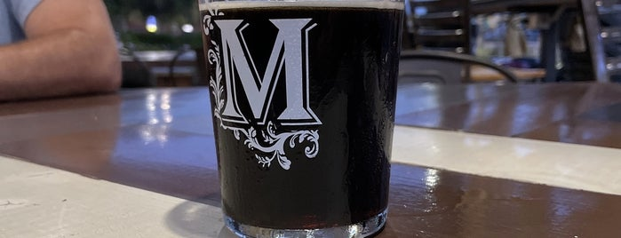Mastry's Brewing Co. is one of St Pete Beach.