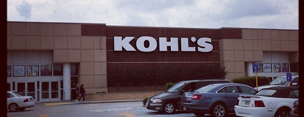 Kohl's is one of Lashondra's Liked Places.