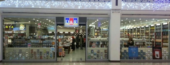 D&R is one of Murat karacim 님이 저장한 장소.