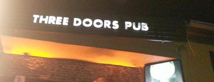 ThreeDoorsPub is one of Gespeicherte Orte von Orange County Resort.