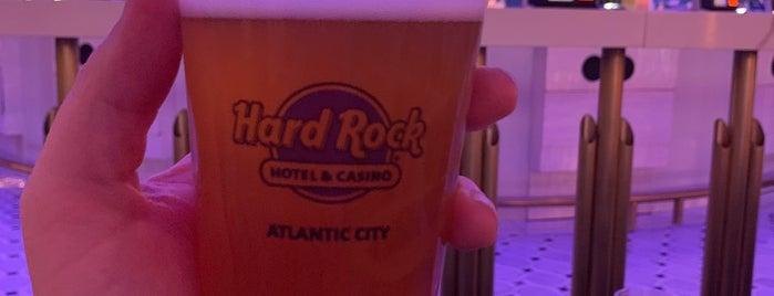 Hard Rock Hotel & Casino Atlantic City is one of Hard Rock Hotels.