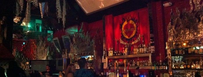 Velvet Margarita Cantina is one of Must-visit Bars in Hollywood.