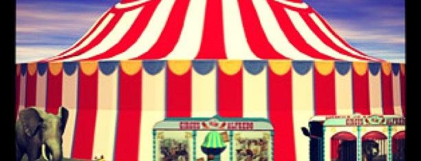 Circo dos Sonhos is one of Gespeicherte Orte von Michel.