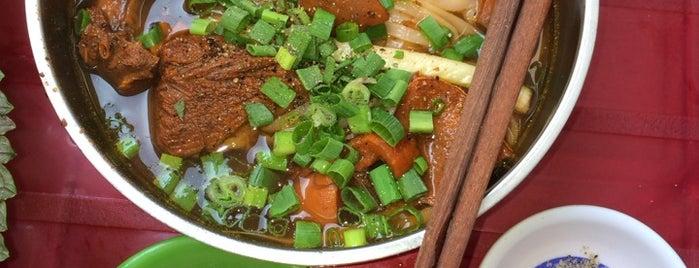 Hủ Tíu Dê is one of ăn hàng.