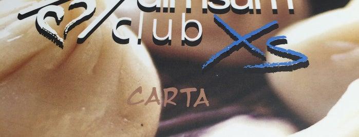 Tse Yang Dim Sum Club Gran Via is one of RESTAURANTES MADRID.