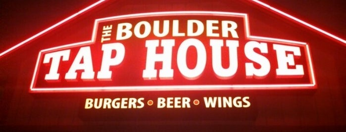 The Boulder Tap House is one of Craft brews.