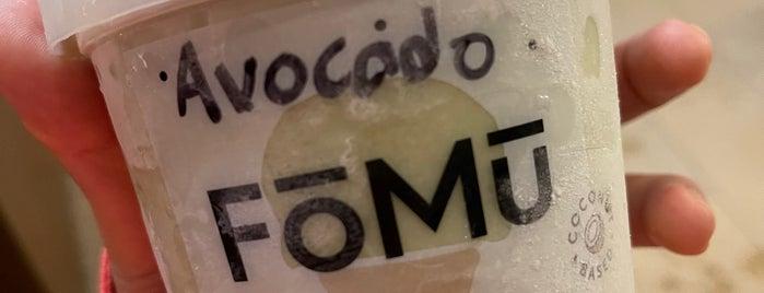 FoMu (pop up) is one of Vegetarian Restaurants.