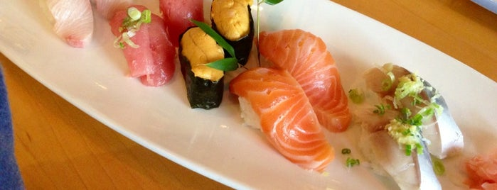 Sushi Sono is one of DMV.
