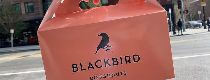 Blackbird Doughnuts is one of Boston - Restaurants.