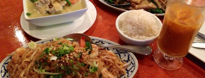 Thai Arroy Restaurant is one of Baltimore.