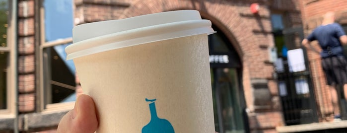Blue Bottle is one of Boston - Coffee.