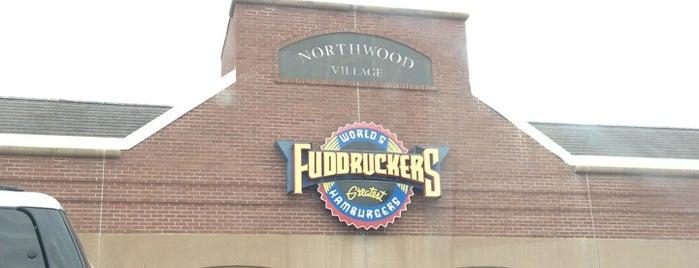 Fuddruckers is one of rodney: сохраненные места.