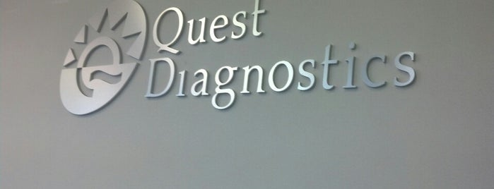 Quest Diagnostics is one of Orte, die Paul gefallen.