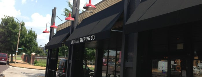 Buffalo Brewing Company is one of Brewpubs.