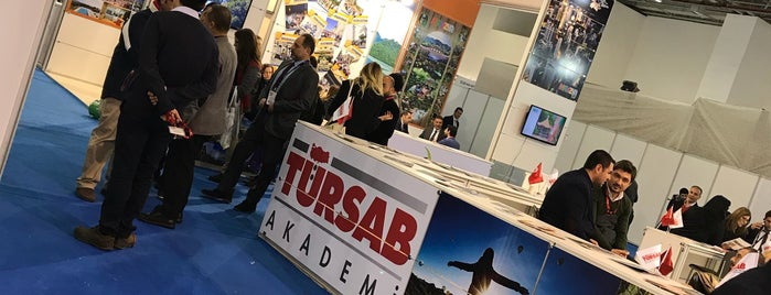 Travel Turkey  2017 is one of Lugares favoritos de Hülya.