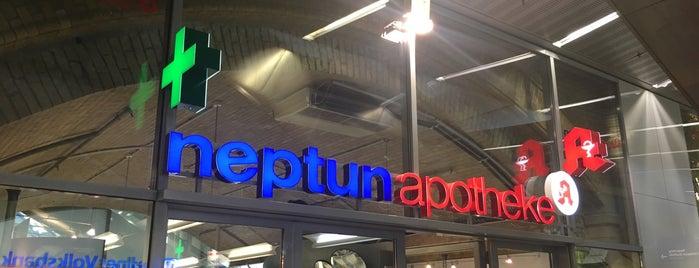 Neptun Apotheke is one of Posti che sono piaciuti a Chris.