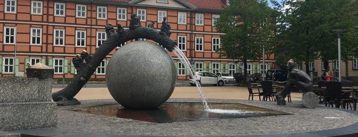 Nicolaiplatz is one of Lieux qui ont plu à Elena.