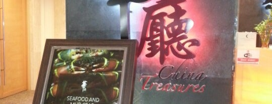 China Treasures is one of Best Food in KL/PJ.