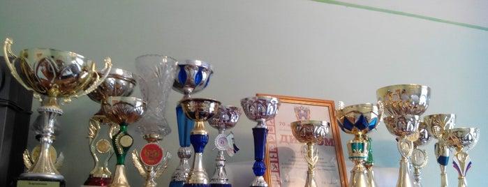 Отдел по молодежной политике Администрации Родионово - Несветайского района is one of ProФитнес 💪🏻 님이 저장한 장소.