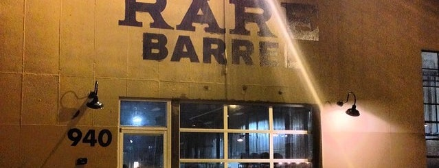 The Rare Barrel is one of San Francisco, CA.