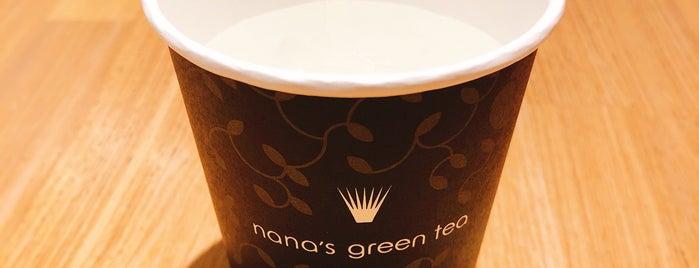 nana's green tea is one of Raheemさんの保存済みスポット.