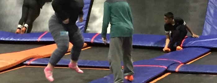 Sky Zone is one of Places to Visit.