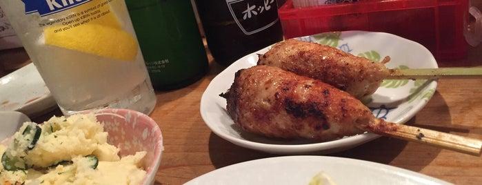 やきとん ひなた is one of 池袋・板橋・赤羽・中野.