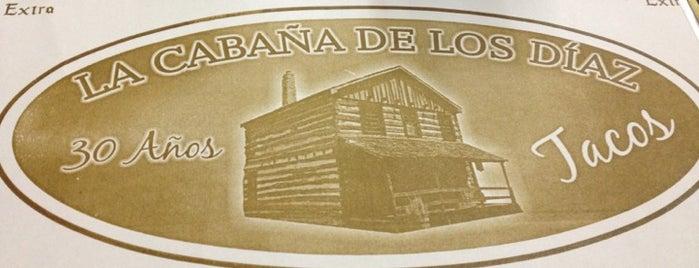 La Cabaña De Los Diaz is one of Renéさんのお気に入りスポット.
