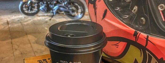 Coffeetainer is one of OT SEYAHAT (ANYALYA).
