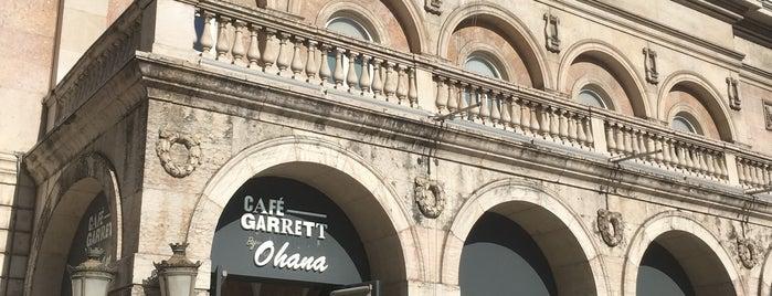 Café Garrett is one of Lisbon WishList.