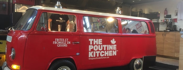 The Poutine Kitchen is one of Berlin.