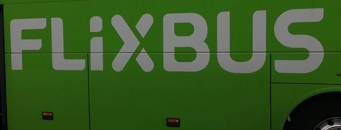FlixBus Haltestelle is one of FlixBus.