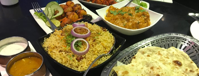 Taj Kitchen ( Authentic Indian Cuisine ) is one of Rahmat 님이 좋아한 장소.