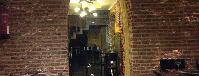 La Tintorería is one of Lugares favoritos de Jonathan.