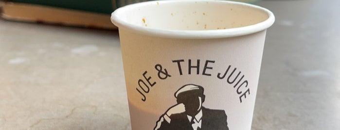 JOE & THE JUICE is one of London.