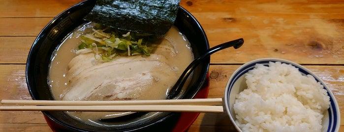 博多ラーメン ほんじん is one of 拉麺マップ.