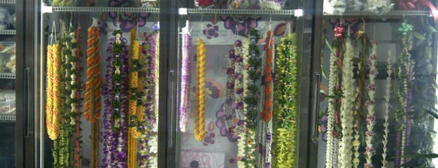 Lita's Leis & Flower Shop is one of Mackenzieさんのお気に入りスポット.