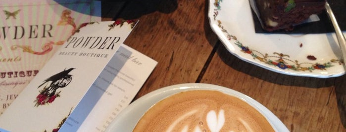 Taylor St Baristas is one of Brighton bup bap beep.