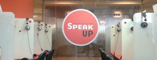 Speak Up is one of Lieux qui ont plu à Pavel.