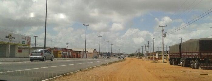 Viaduto de Parnamirim is one of Locais curtidos por Kalyana.