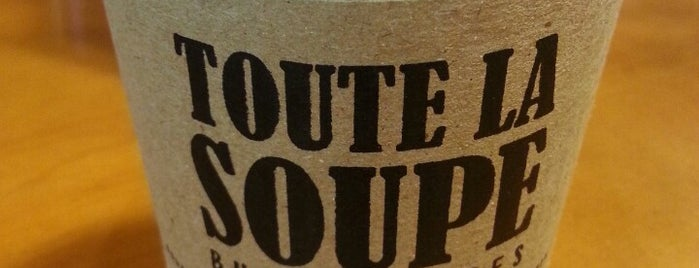 Toute la Soupe is one of the gringo adventures.