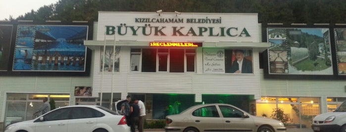 Kızılcahamam Büyük Kaplıca is one of LMN 님이 좋아한 장소.