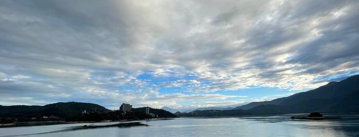 Xiangshan Scenic Outlook is one of Things to do - Nantou, Taiwan.