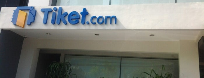 Tiket.com Headquarter is one of Jakarta B4.