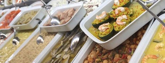 Tarabya Balıkçısı is one of Tempat yang Disukai Good Food.